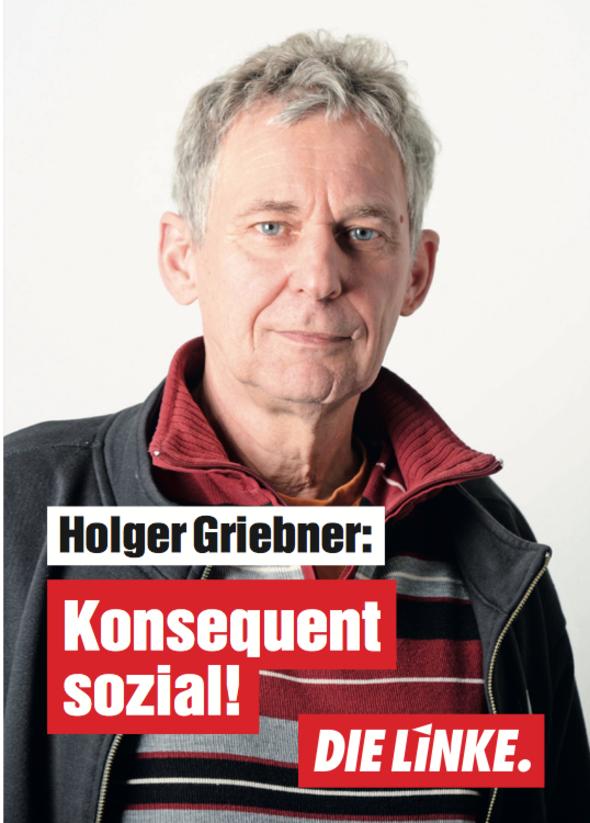 Holger Griebner, Sozialarbeiter, Schnelsen, DIE LINKE.Hamburg, Bürgerschaftswahl 2020, Download-PDF