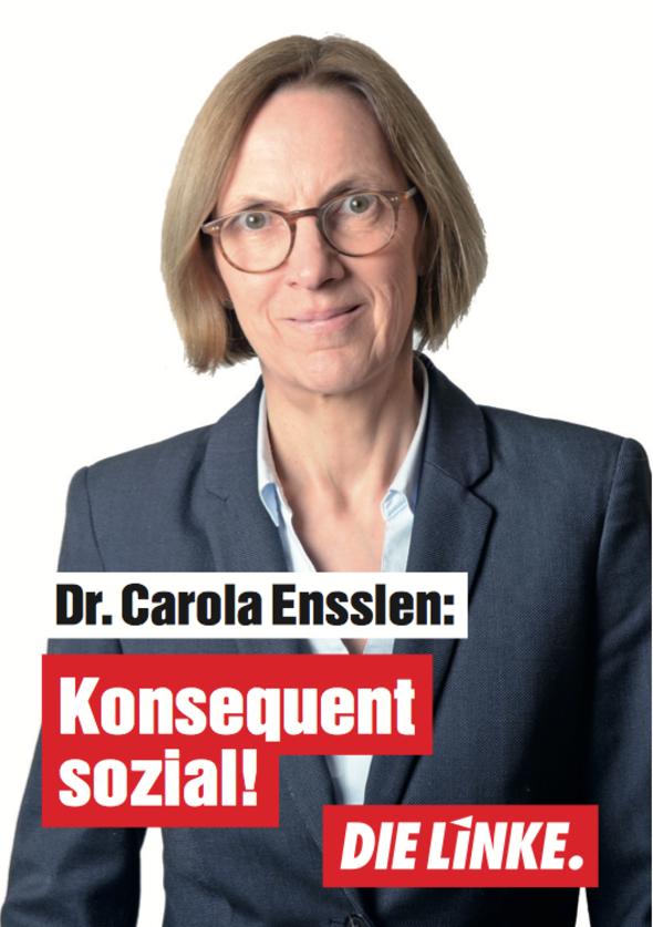 Dr. Carola Ensslen, Rechtsanwältin, Rotherbaum, DIE LINKE.Hamburg, Bürgerschaftswahl 2020, Download-PDF